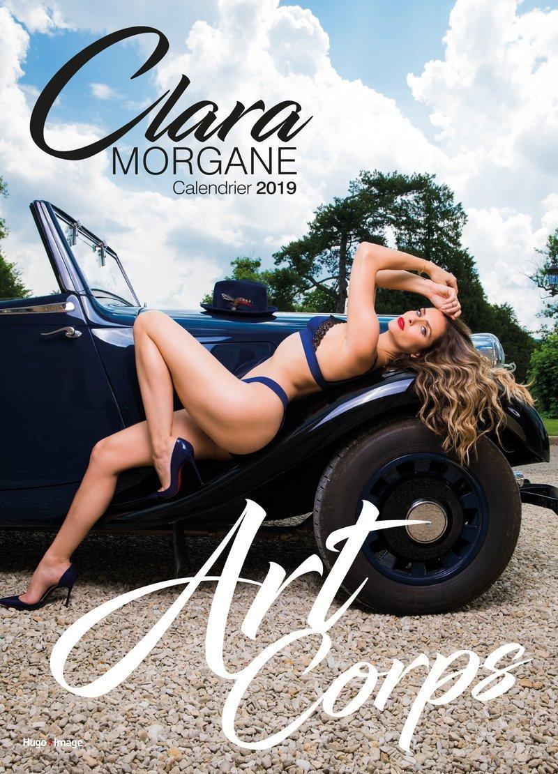 Calendrier 2019 Clara Morgane