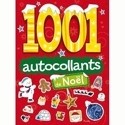 ***Spécial Noël***1001 Autocollants De Noël -Sophie Hanton