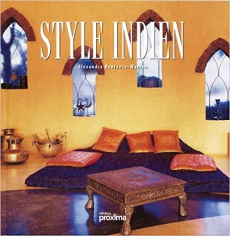 Style indien - Alexandra Bonfante-Warren