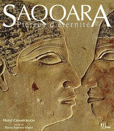 Saqqara - Pierres D'éternité - Hervé Champollion