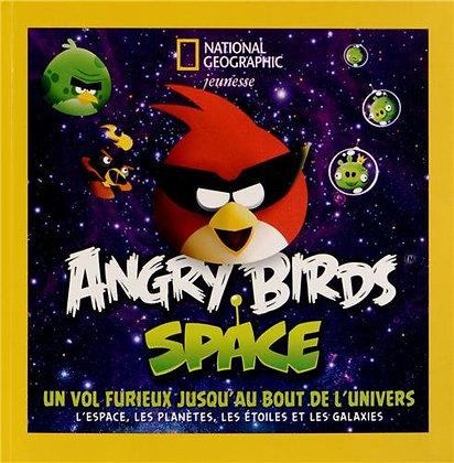 Angry Birds Space : Un vol furieux jusqu'au bout de l'univers