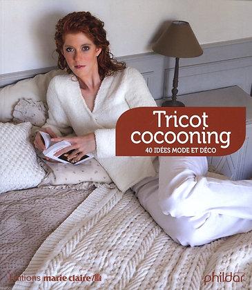 Tricot Cocooning - 40 Idées Mode Et Déco