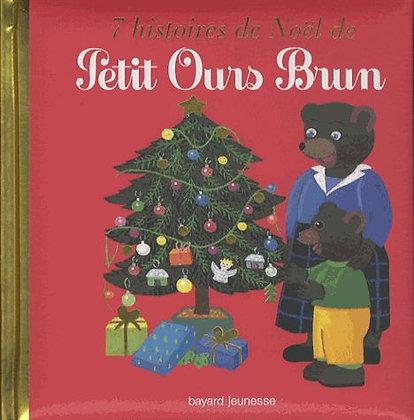 7 Histoires De Noël De Petit Ours Brun  - Marie Aubinais