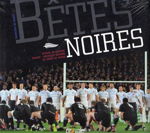 Tronches De Rugby - Bêtes Noires - Emmanuel Delandre