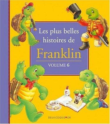 Les Plus Belles Histoires De Franklin Tome 6