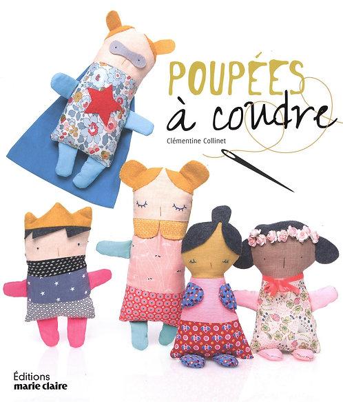 Poupées à coudre -  Clémentine Collinet
