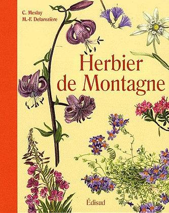 Herbier De Montagne Claude Meslay