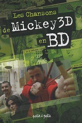 Les Chansons De Mickey 3d En Bd - Basile Lhuissier