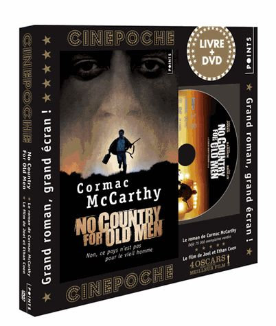 No Country For Old Men - (1dvd) - Cormac Mccarthy