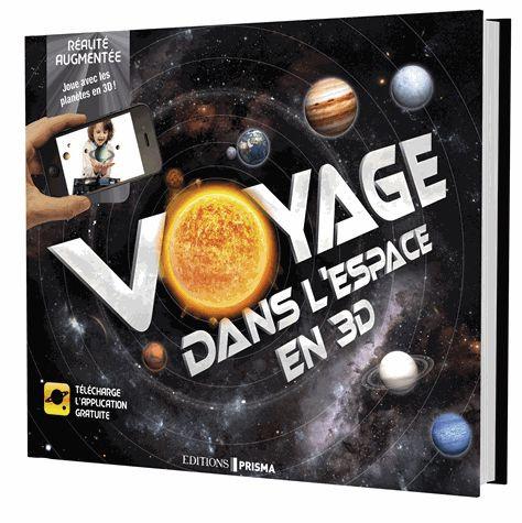 Voyage Dans L'espace En 3d  - David Harvey