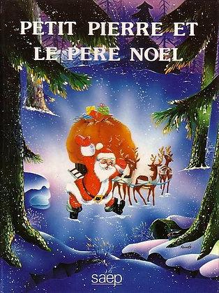 Petit Pierre Et Le Père Noël - Emma Mora