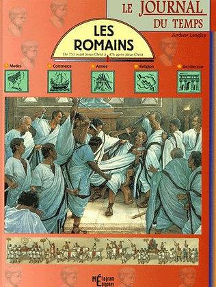 Les Romains - De 753 Avant Jésus-Christ À 476 Après Jésus-Christ Philip De Souza