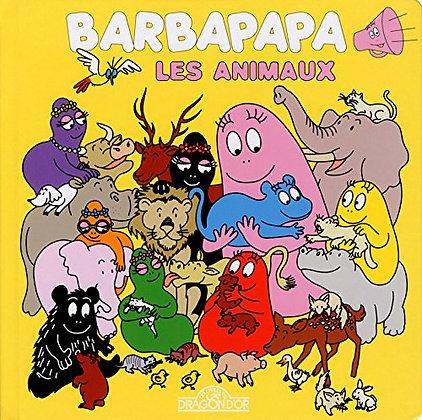 Barbapapa Les Animaux  - Livre sonore - Alice Taylor