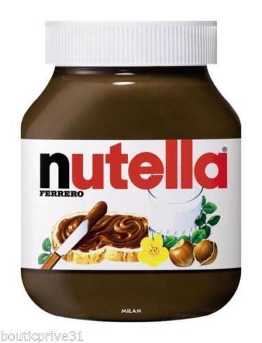 Nutella Box - Editions Milan