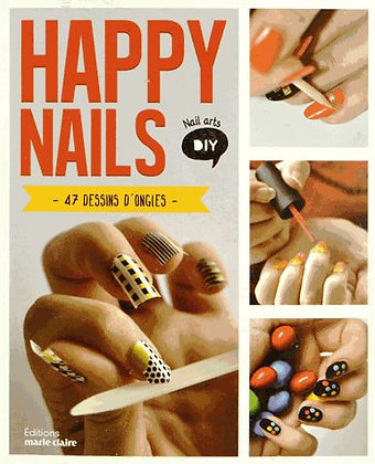 Happy Nails - 47 Dessins D'ongles