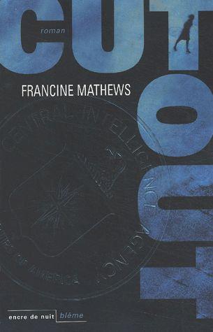 Roman d'espionnage - Cutout -  Francine Mathews
