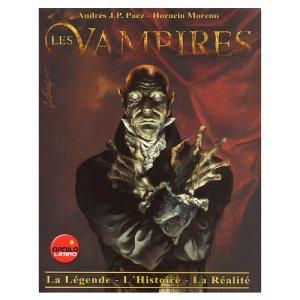 Les Vampires - Andrés-J-P Paez - Ed Circulo Latino