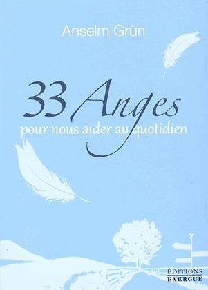 Livre neuf  - 33 anges pour nous aider au quotidien  - Grün, Anselm