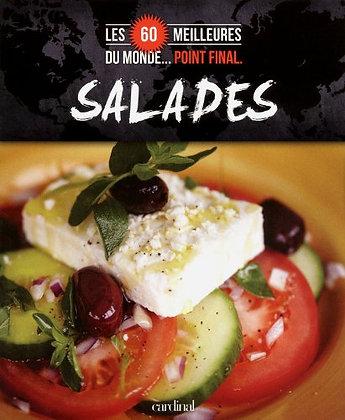 Livre neuf Salades - les 60 meilleures du monde...point final -Véronique Paradis