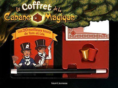 Coffret de la cabane magique -  S.  Mossiere