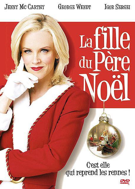 DVD - La Fille Du Père Noël - Ron Underwood