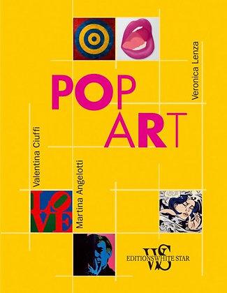 Pop Art  - Valentina Ciuffi - Mini livre