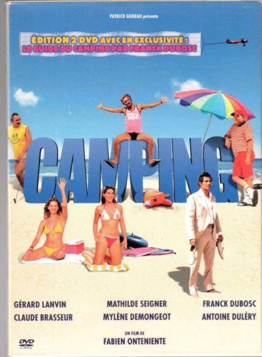 Camping -Edition collector 2 DVD - Fabien Onteniente - DVD comédie - d'occasion