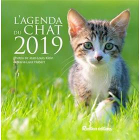 Agenda 2019 du chat