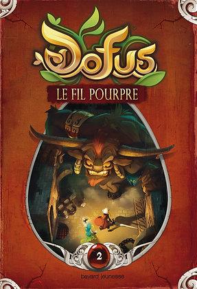 Dofus Tome 2 - Le Fil Pourpre -  Halden