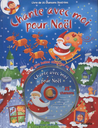 Pour Noël - Les 25 Plus Belles Chansons De Noël (1cd Audio) Isabelle Charbonneau