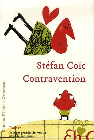 Contravention - Stéphan Coïc