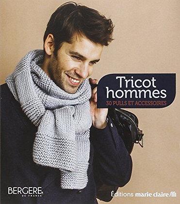Tricot hommes : 30 pulls et accessoires de Marie Claire