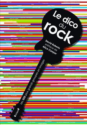 Le Dico Du Rock - Les 250 Plus Grands Groupes En Images David Roberts