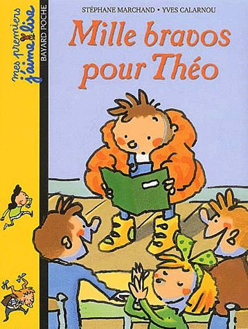 Mille Bravos Pour Theo - Stéphane Marchand