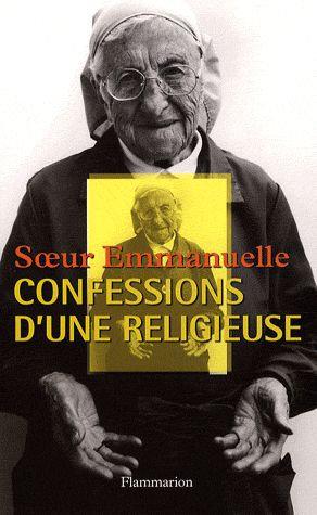 Confessions D'une Religieuse - Emmanuelle Soeur