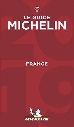 Le guide MICHELIN France 2018 Broché – 9 février 2018