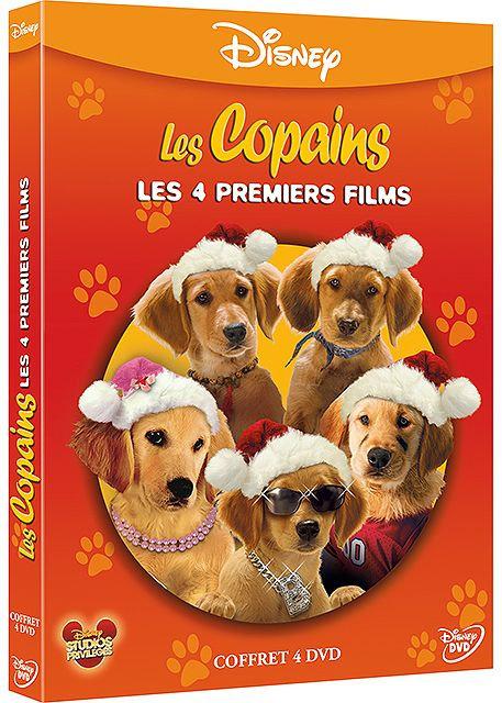 Les Copains - Coffret - Pack de 4 DVD