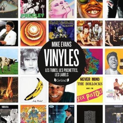 Vinyles - Les Tubes, Les Pochettes, Les Labels - Evans Mike