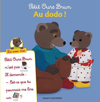 Petit Ours Brun, Lis avec moi - Au dodo !