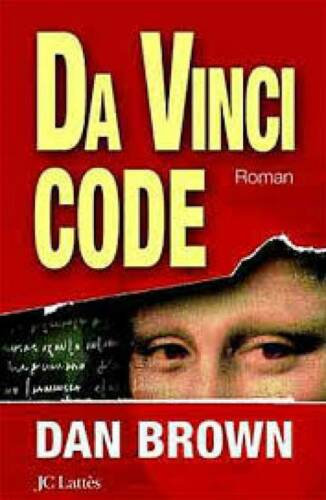 Da Vinci Code -  Dan Brown - Editions France Loisirs