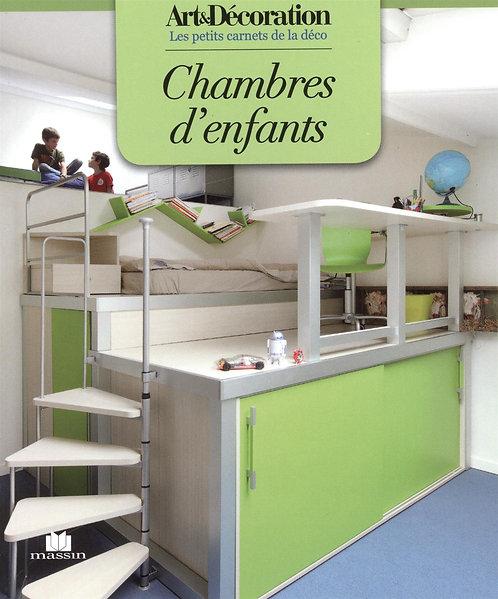 Chambres D'enfants - Nathalie Soubiran - Charles Massin