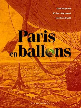 Paris En Ballons - Alain Degardin
