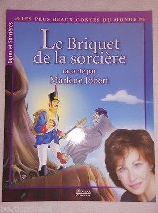 Le Briquet De La Sorcière- Marlène Jobert