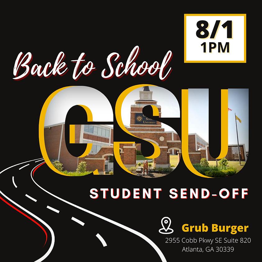 GSU Student Send-Off