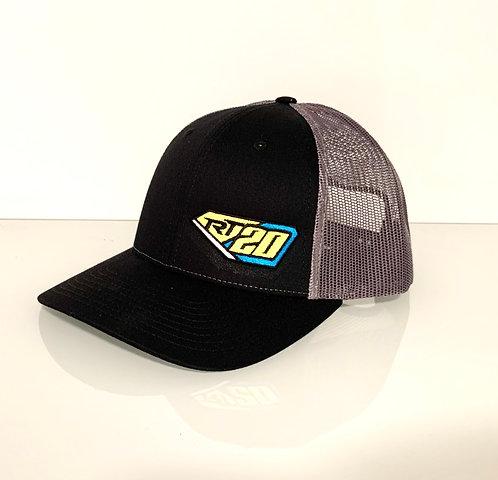 2020  Black Snapback Hat
