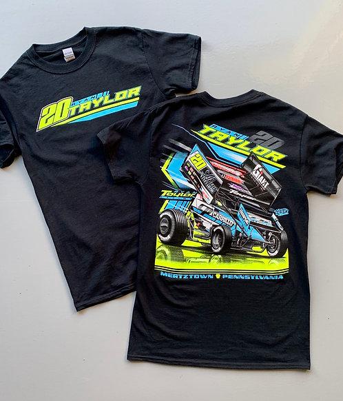 Newfound Speed Black TShirt 2020
