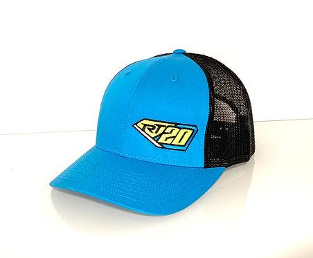 2020 Blue Snapback Hat