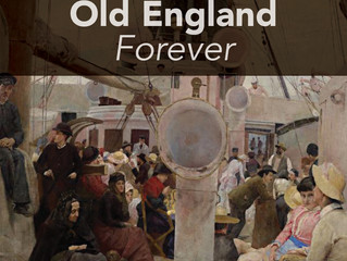 Farewell to Old England Forever