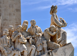 The Monument to the Discoveries - Portugal