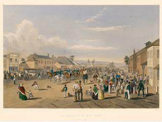 Artist Samuel Thomas Gill